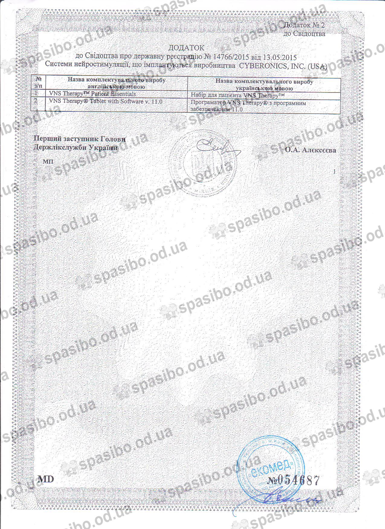 Св-во про держ. реєстрацію лікарских засобів 002