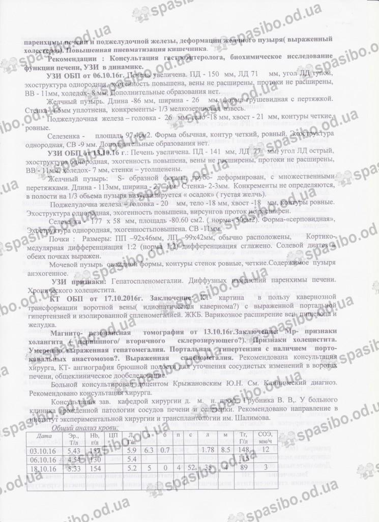 Выписка из Одессы. Панасюк. В. стр.2